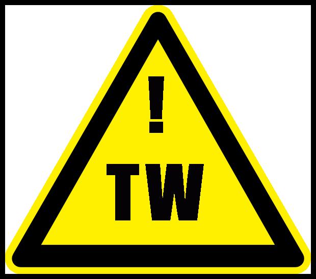 """O que é """"Trigger Warning""""?"""