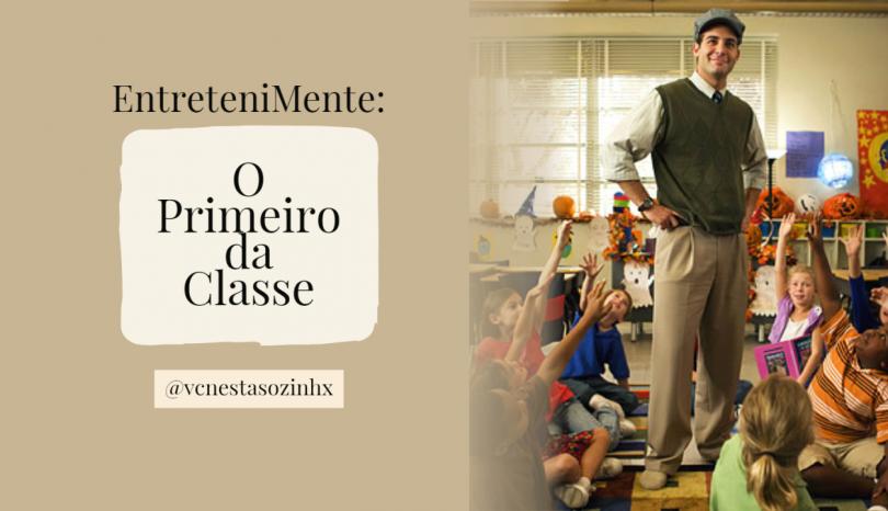 EntreteniMente: filme Front of the class (O Primeiro da Classe)
