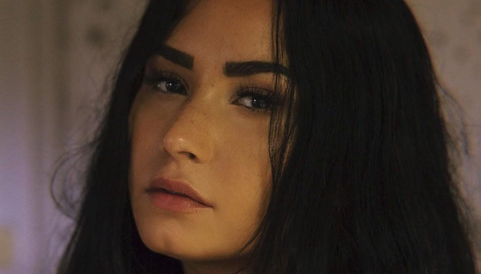 """Demi Lovato, em imagem de divulgação de sua música """"Sober"""""""