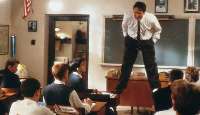 7 Filmes sobre professores incríveis
