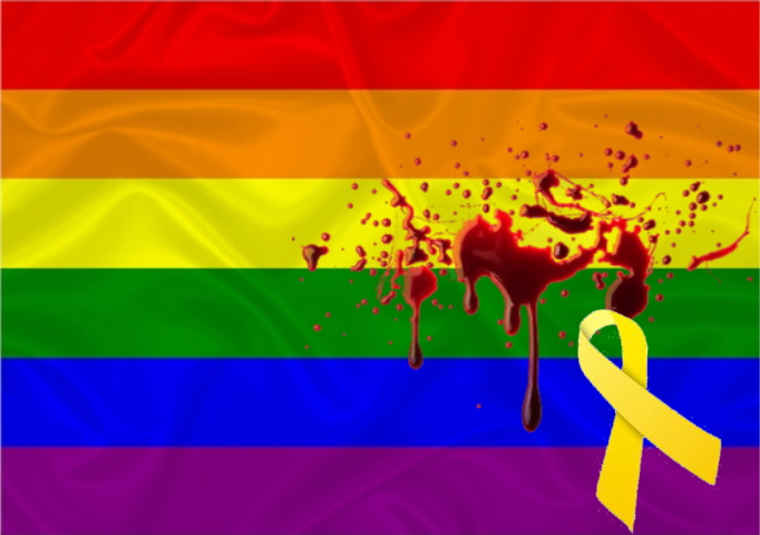 O suicídio e a população LGBT: dados GRITANTES