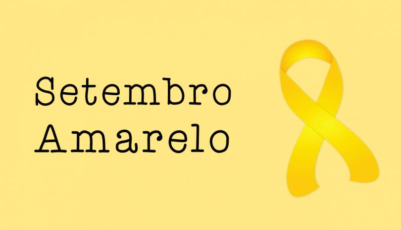 Setembro Amarelo: Falar é a melhor solução!